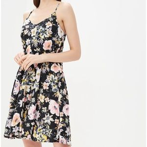 *SOLD* Gap Floral Fit and Flare Cami Dress